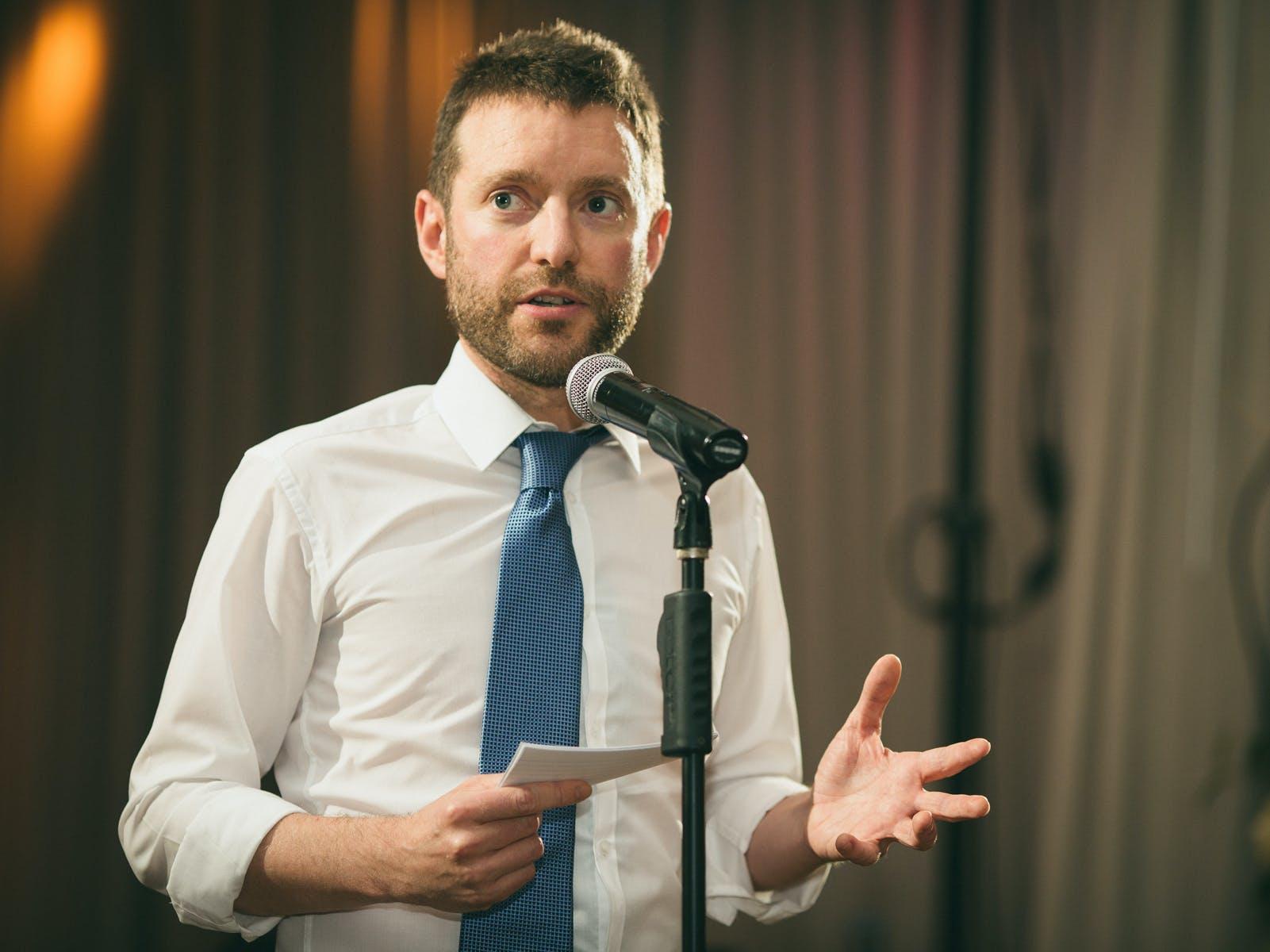 The Best Man's Speech: A How-To