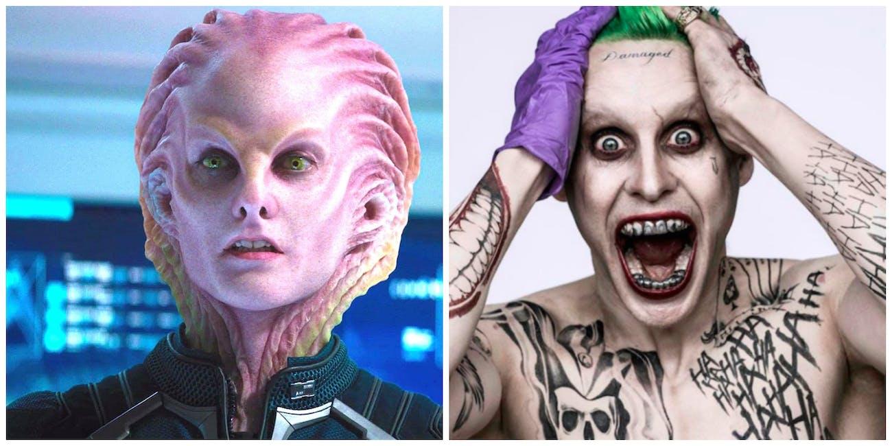 Evil Clowns Beat 'Star Trek Beyond' Aliens at the 2017 Oscars