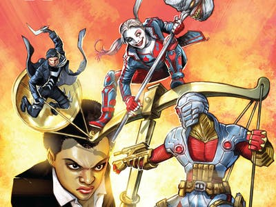 Mad Dog Joins 'Suicide Squad' In 'War Crimes #1' Preview