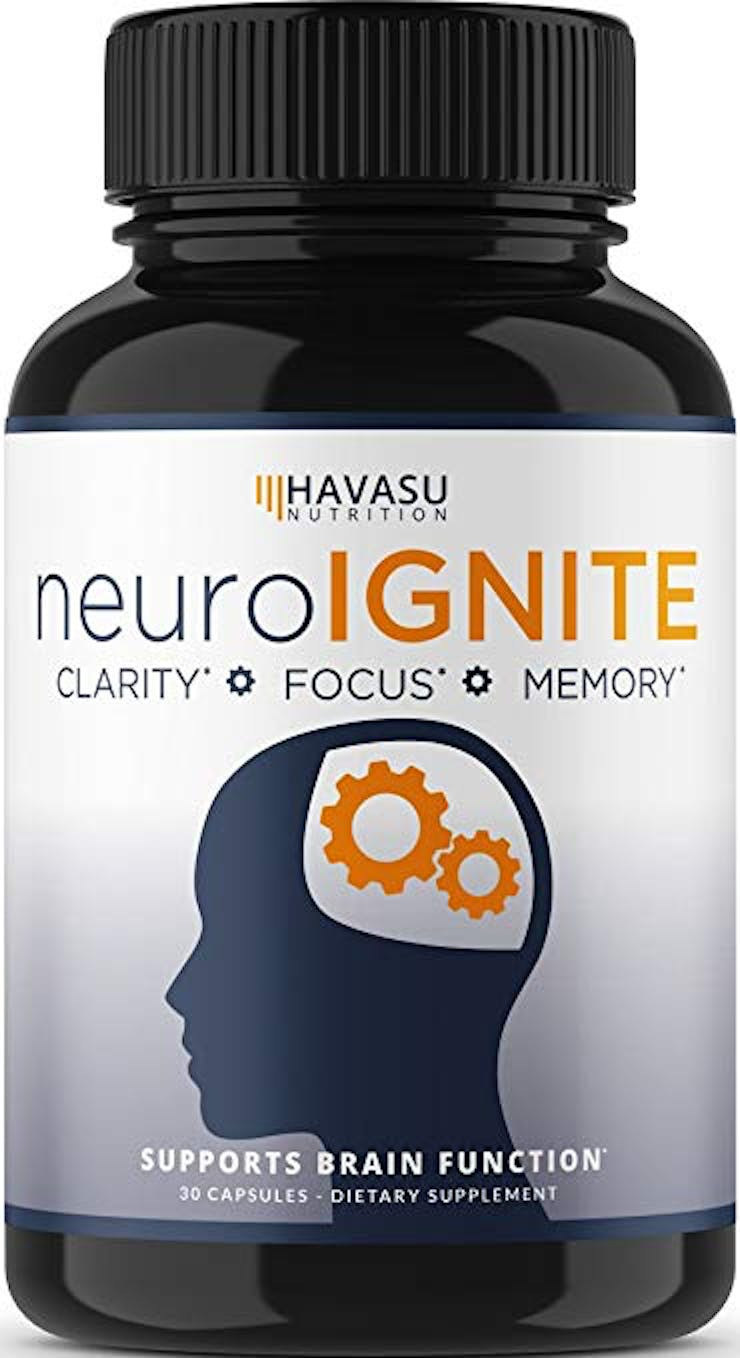 Supplements on Amazon to Boost Your Brain Function | Inverse