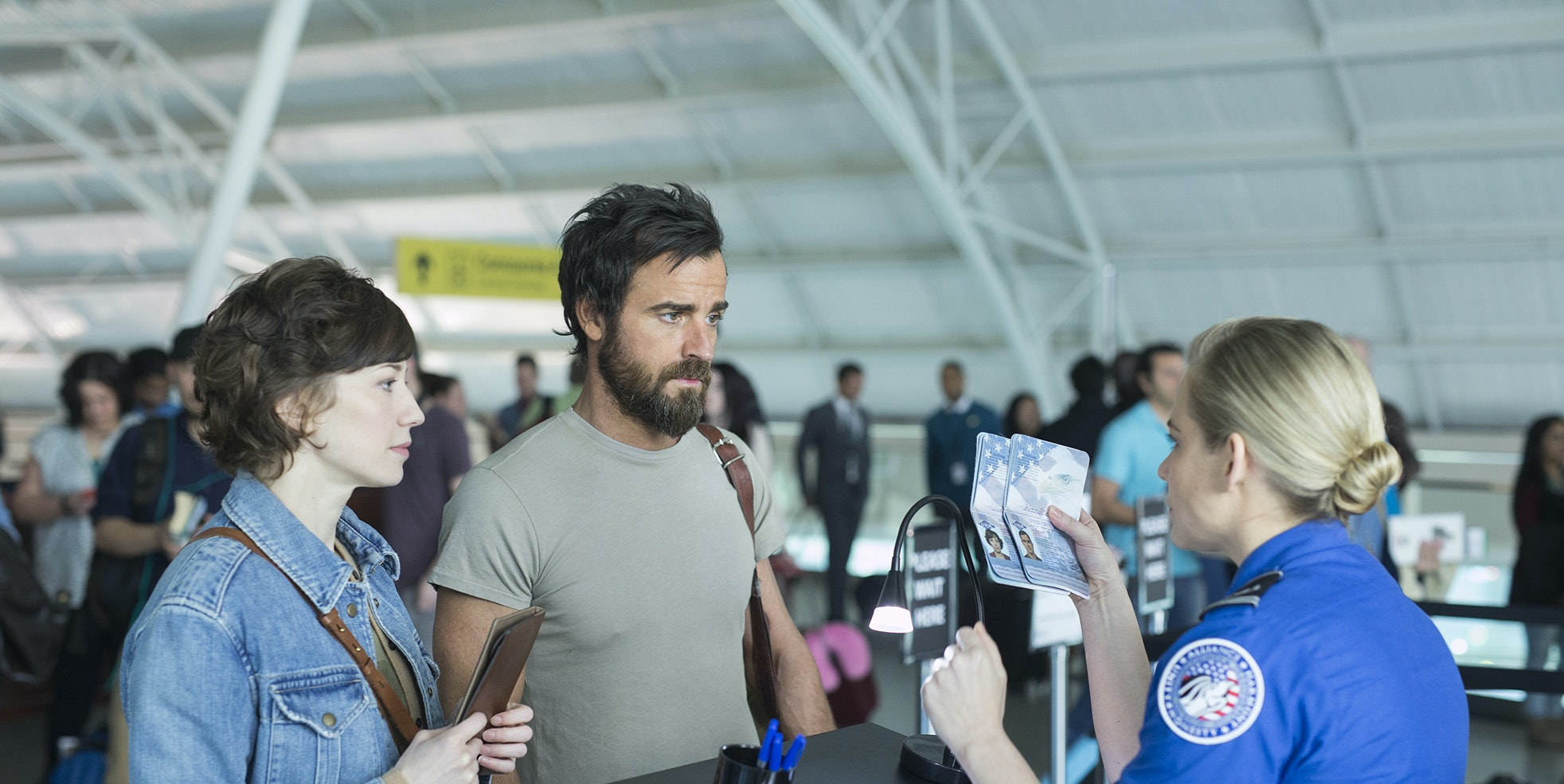 Justin Theroux as Kevin Garvey in 'The Leftovers' Season 3