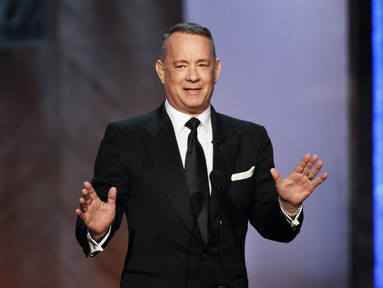 The 4 Stages of Tom Hanks's Everyman Hero Persona