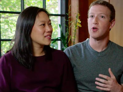 Mark Zuckerberg Will Put 99 Percent of His Facebook Stock to 'Advancing Human Potential'