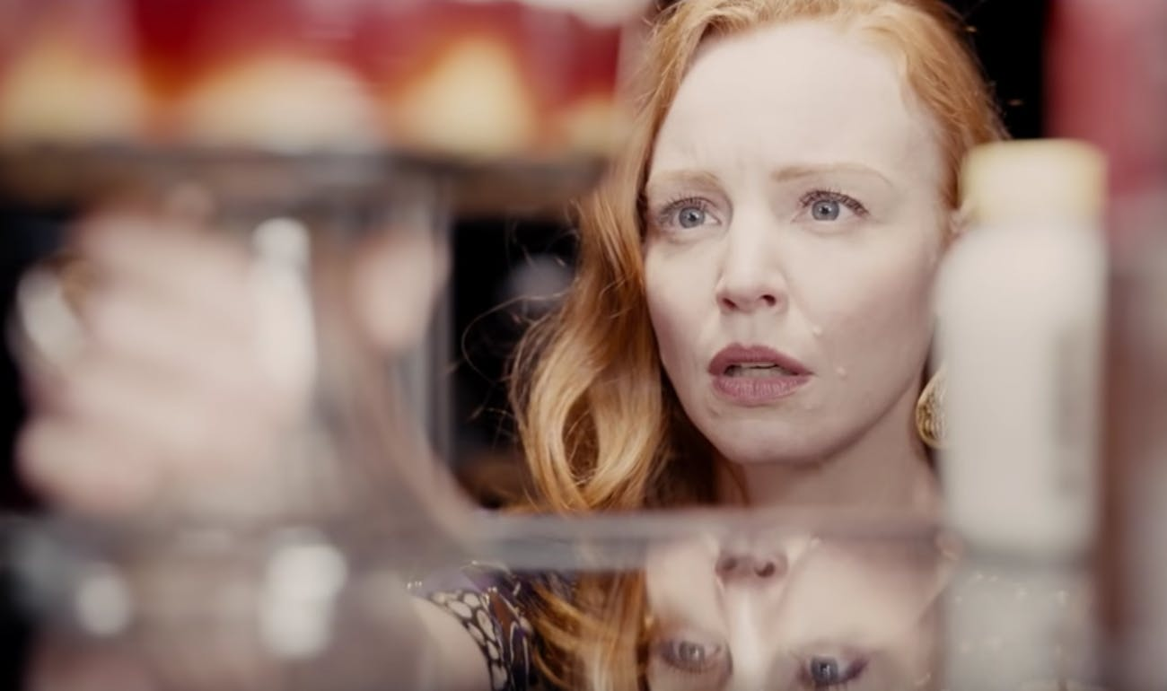 Lauren Ambrose plays Dorothy Turner, who shows signs of mental recovery after losing her infant son when it was replaced with a doll.