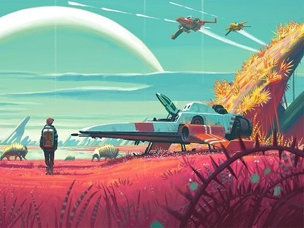 It's Going to be Hard to Get a 'No Man's Sky' Refund