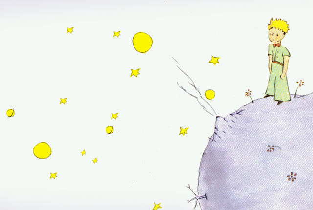 The Little Prince, Novella Illustrations