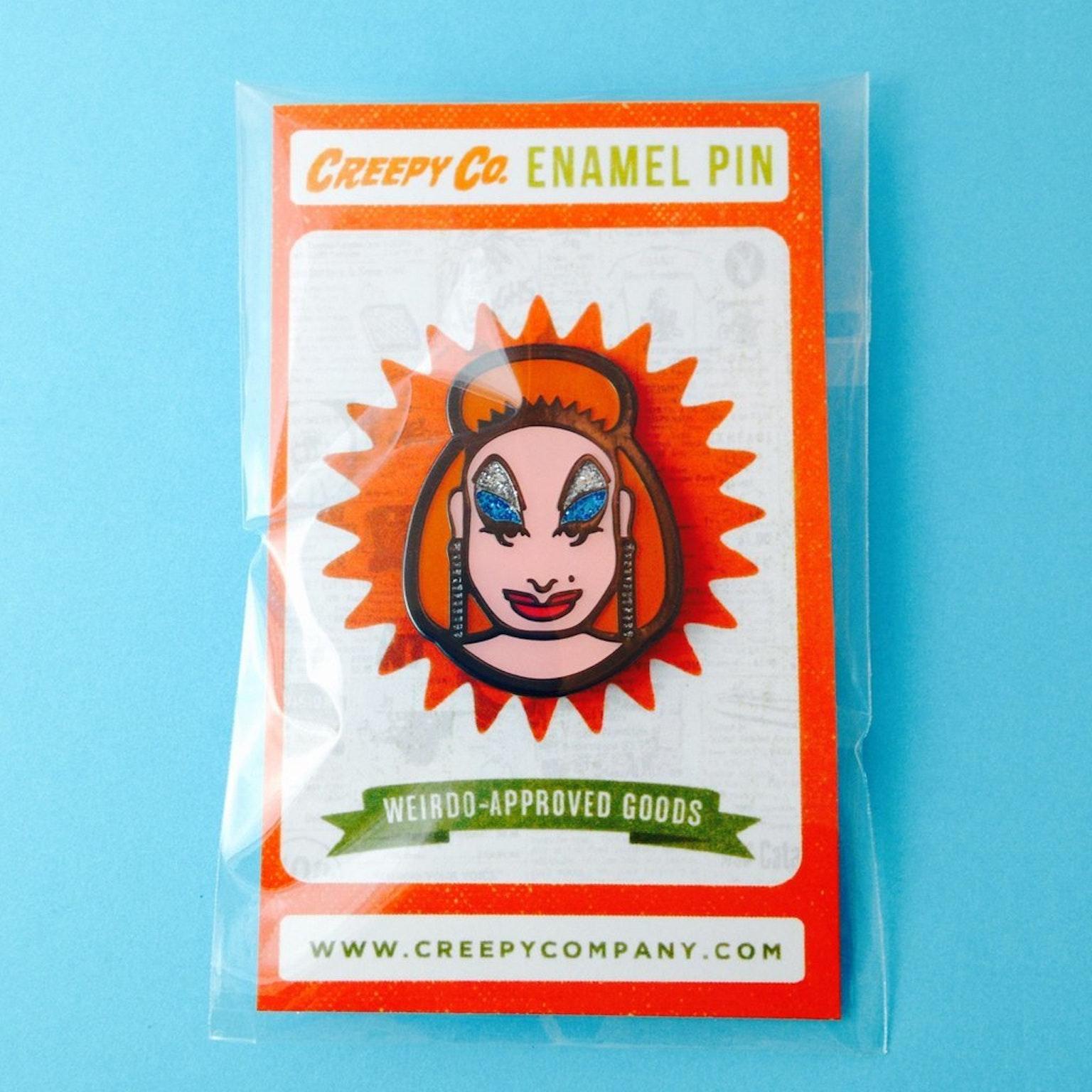 FILTHY FEMME ENAMEL PIN