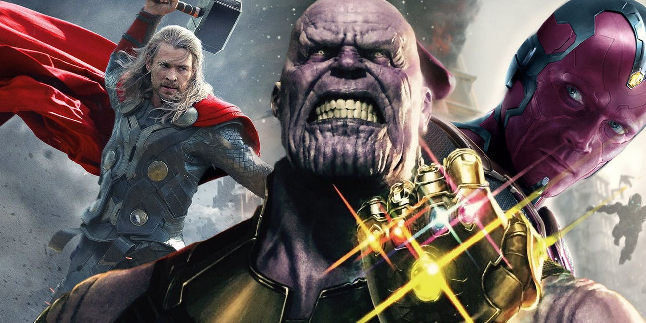 The 10 Most Powerful Characters In The Mcu Right Now Inverse