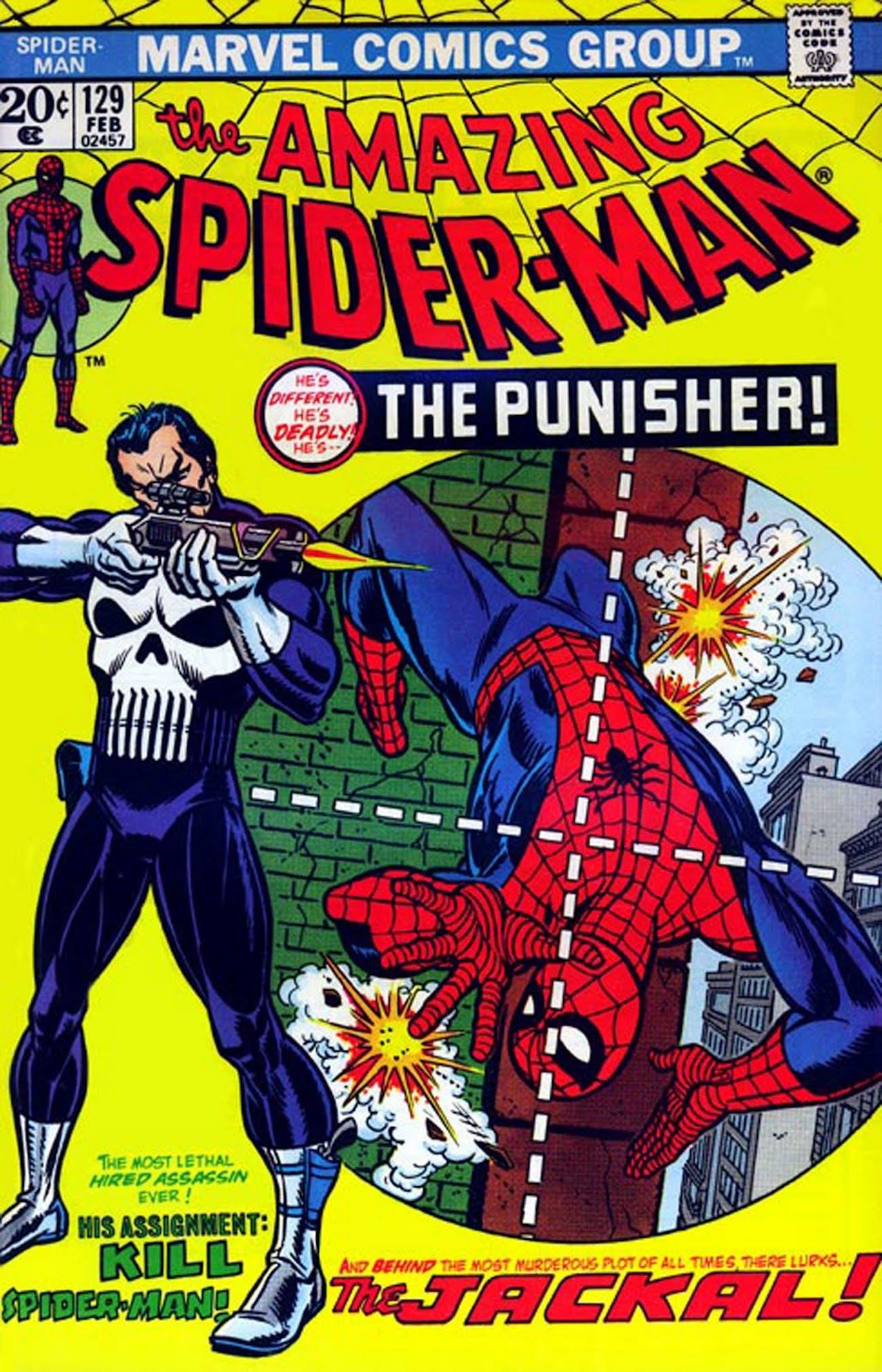 Spider-Man Punisher