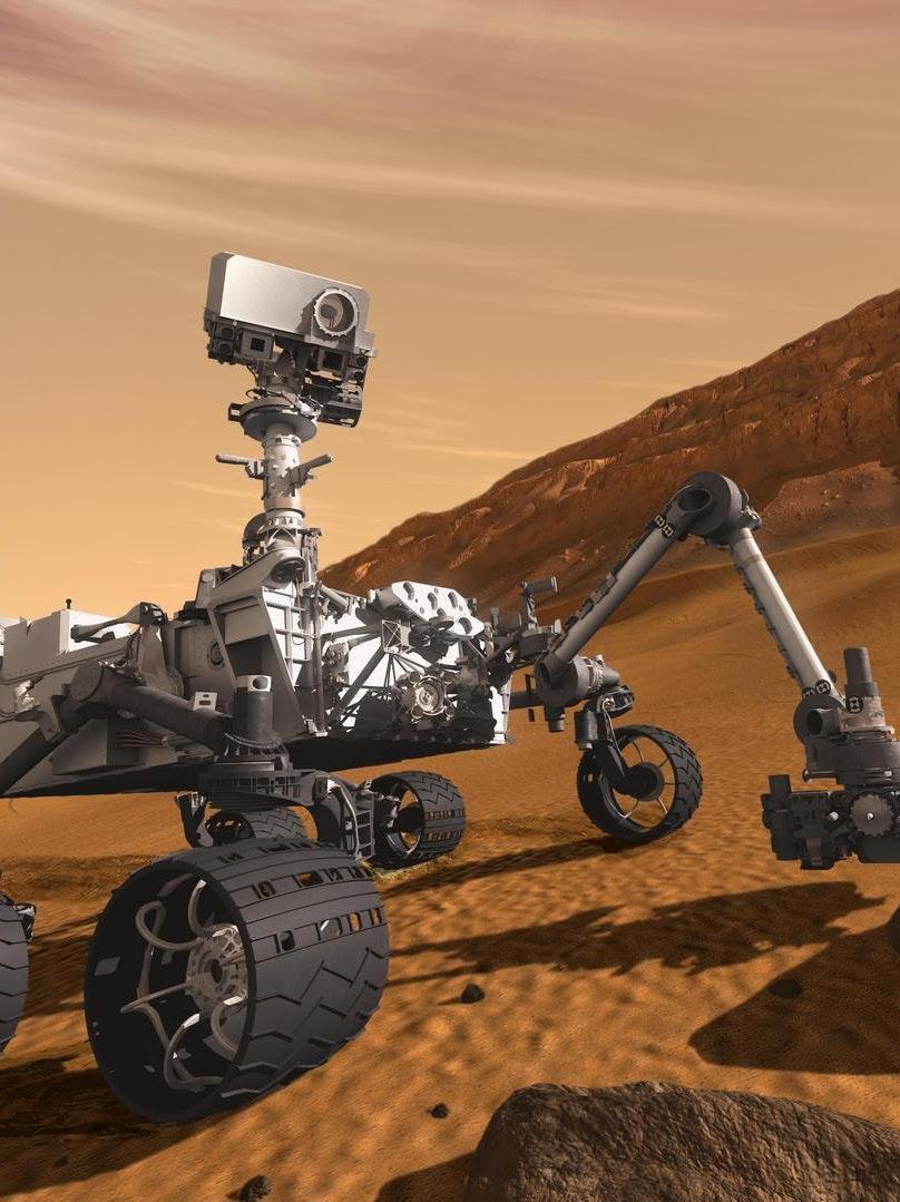 Mars Rover NASA