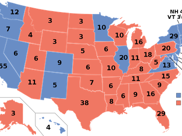 How to Follow the Electoral College Vote Today