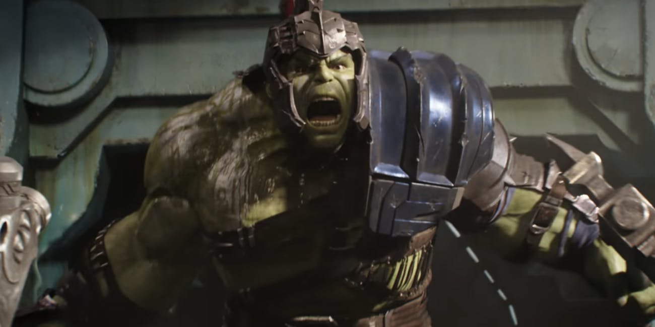 Why The Hulk And Thor Are Fighting In The Ragnarok Trailer Inverse