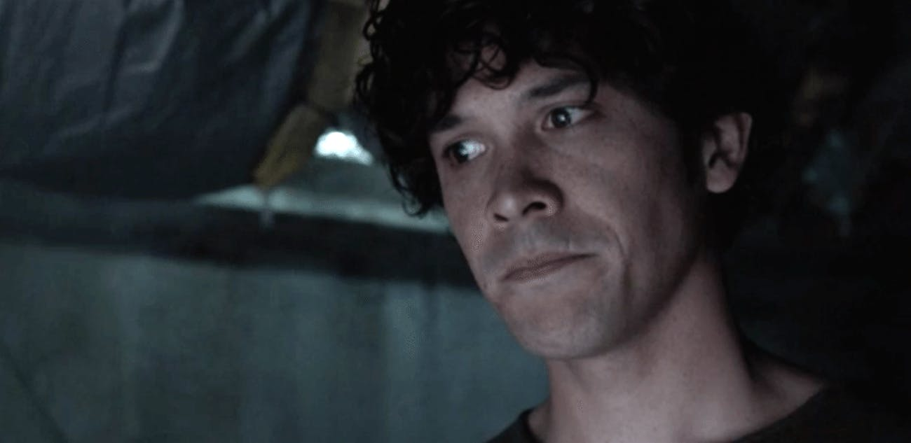 Bellamy Blake in 'The 100' Season 4