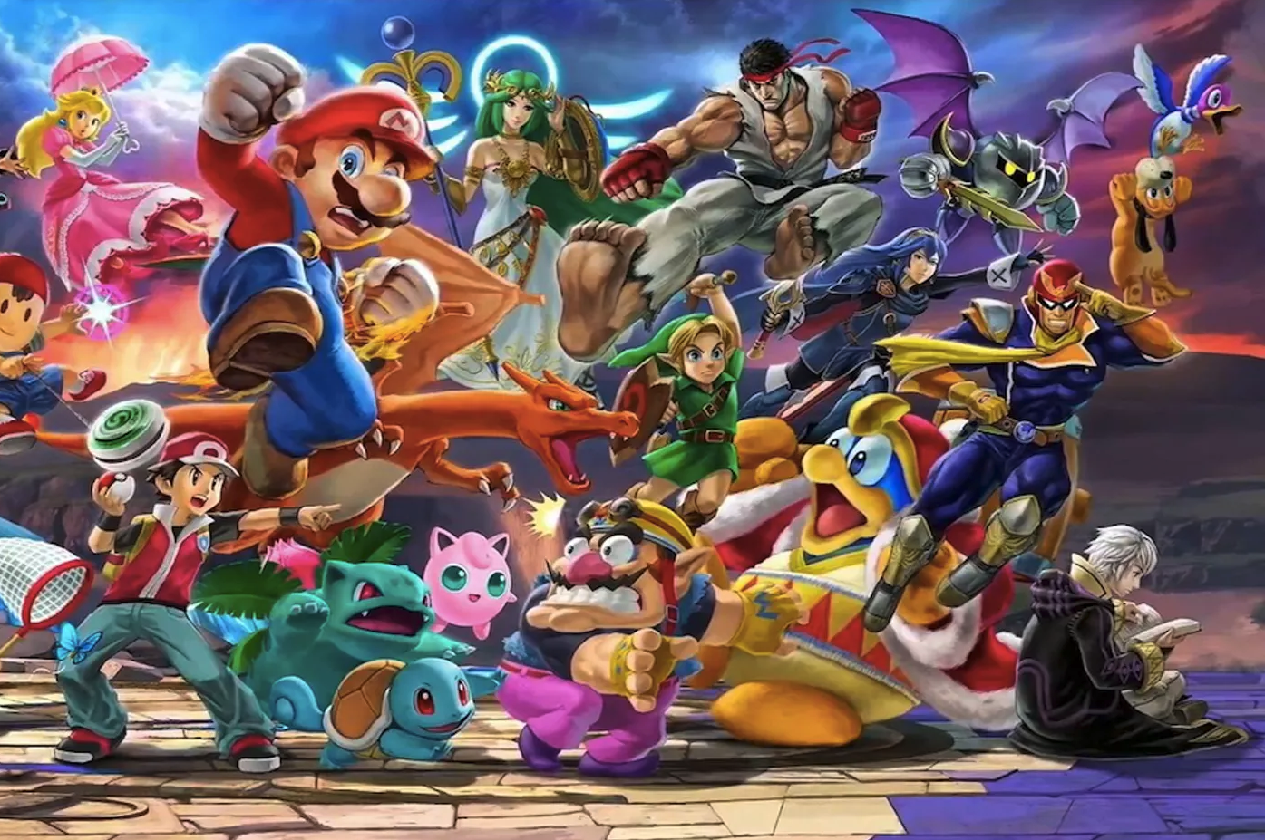 Smash Bros  Ultimate' Leaks, Release Date, DLC, Roster, Rumors, and