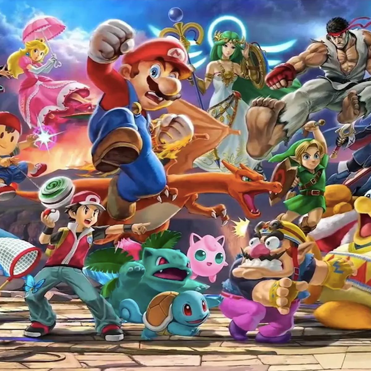 Smash Bros  Ultimate' Leaks, Release Date, DLC, Roster