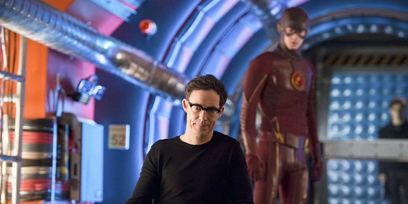 'The Flash' Thawne Wells