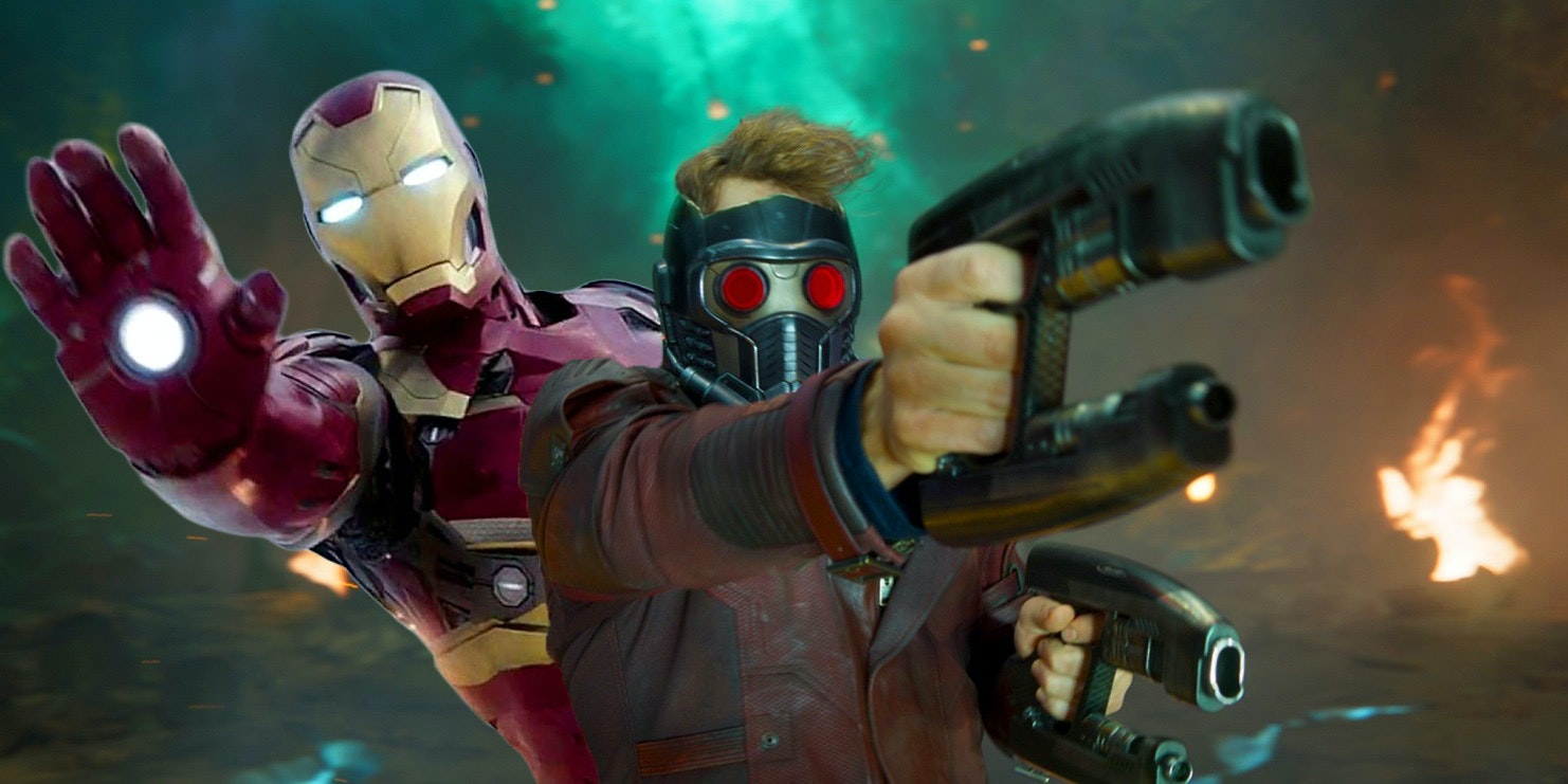 Star-Lord and Iron Man's 'Infinity War' Bromance Will Be Beautiful