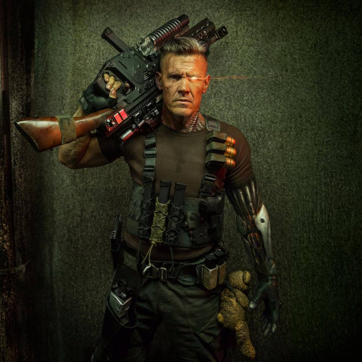 How Violent is 'Deadpool 2'? Josh Brolin Knows All Too Well