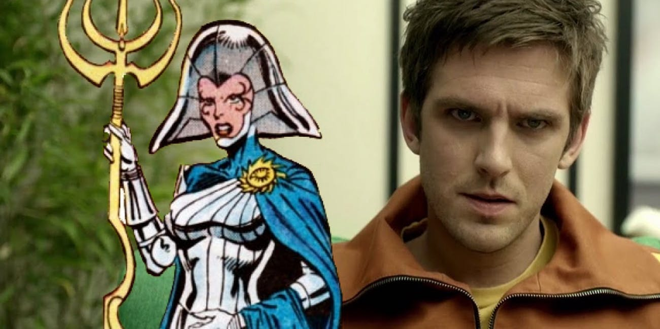 'Legion' just established a well-known race of Marvel aliens in its universe.