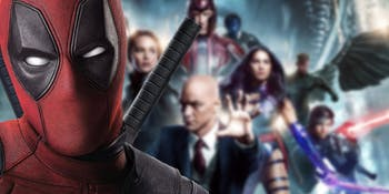Deadpool 2 X-Men Cameo