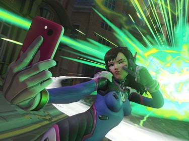 The Uprising Event Skins Are Some of the Best in 'Overwatch'