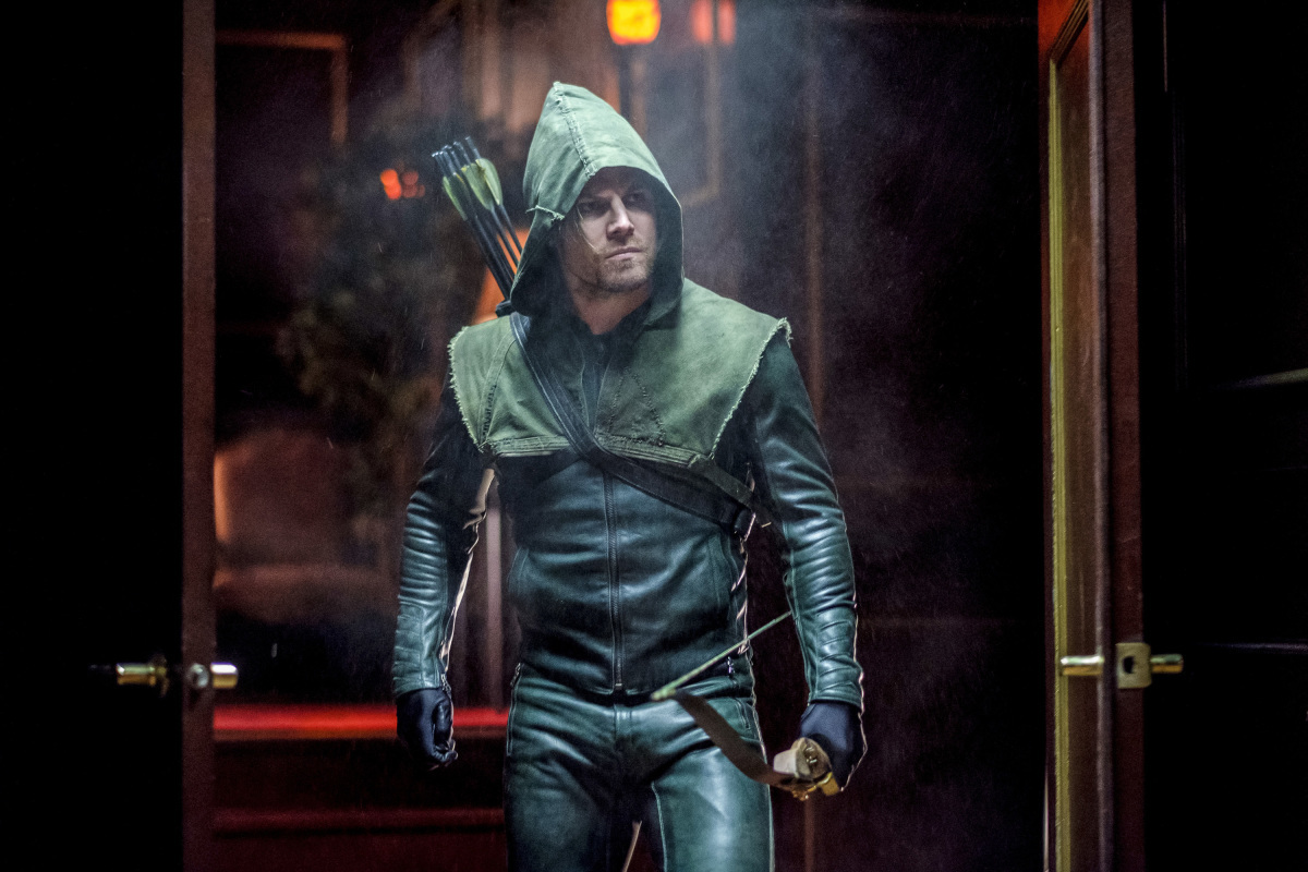 'Arrow' Recap: Prometheus Sends Oliver to his Breaking Point