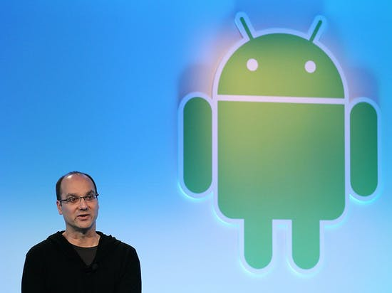 Android's Andy Rubin Says the Future of Smartphone Tech Is A.I.