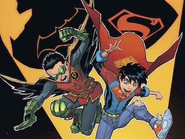 Superman and Batman Bury the Hatchet in 'Superman' #11