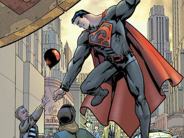 Red Son Superman DC Comics
