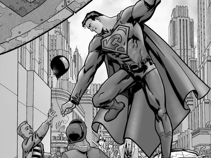 Red Son Superman DC Comics