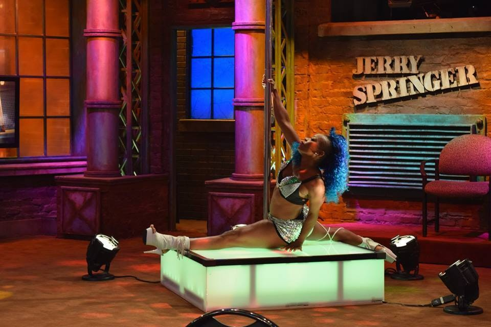 Stripper club jobs
