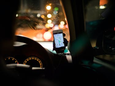 Want to Triple Your Odds of Having Sex? Talk to Your Uber Driver