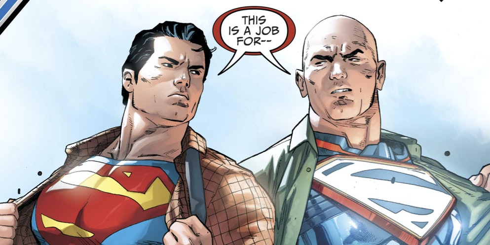 DC Officially Confirms Superman Never Wore Red Underwear