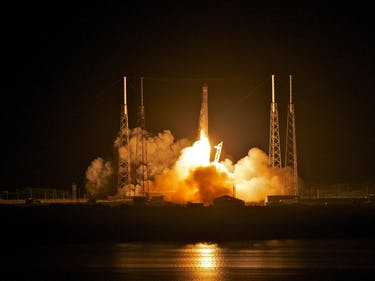 NASA's SpaceX Launch Will Deliver DNA Sequencer and Heart Cells to ISS