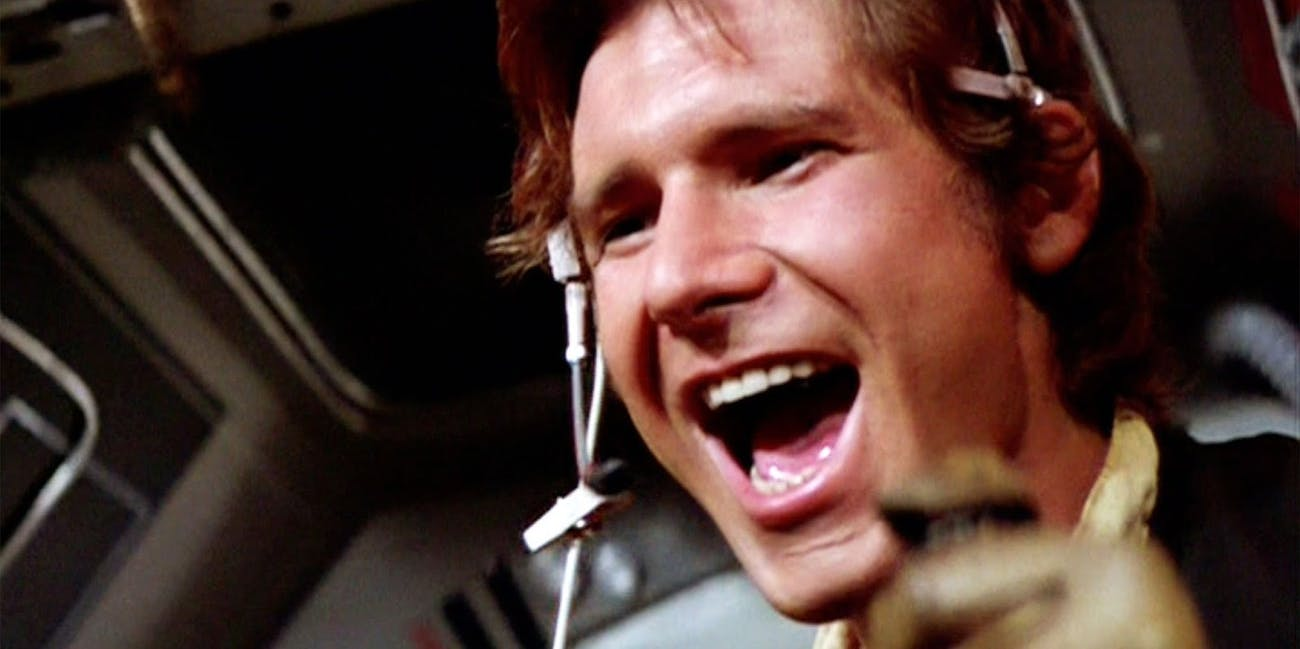 Harrison Ford is Trolling 'Star Wars' and Han Solo Fans | Inverse