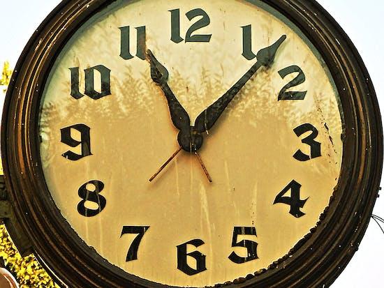 Eleven Seven Clock