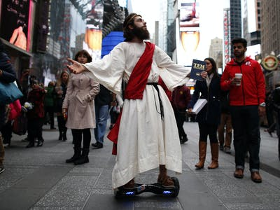 Memes Are Now More Popular Than Jesus