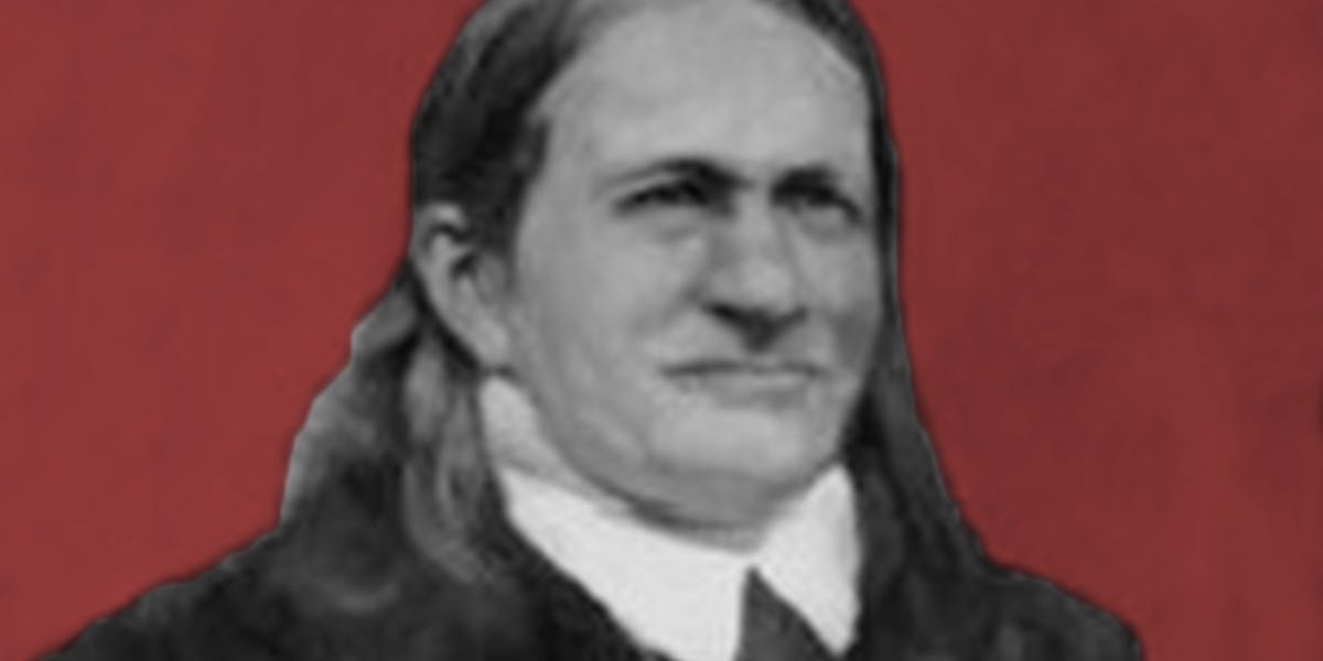 Friedlieb Ferdinand Runge portrait