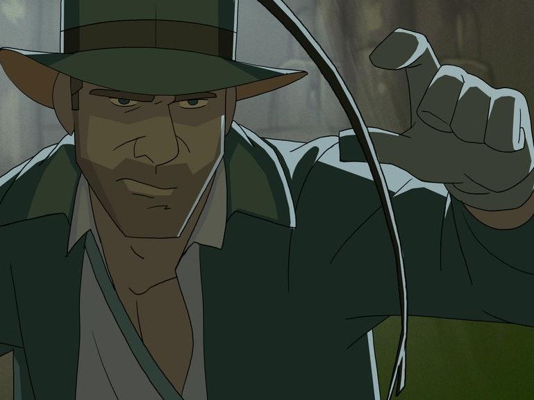Indiana Jones and the Groundbreaking Animation