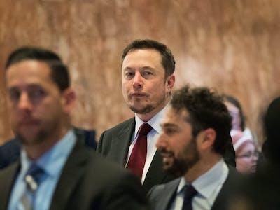 Elon Musk Speaks Out Against Muslim Ban in His Elon Musk Way