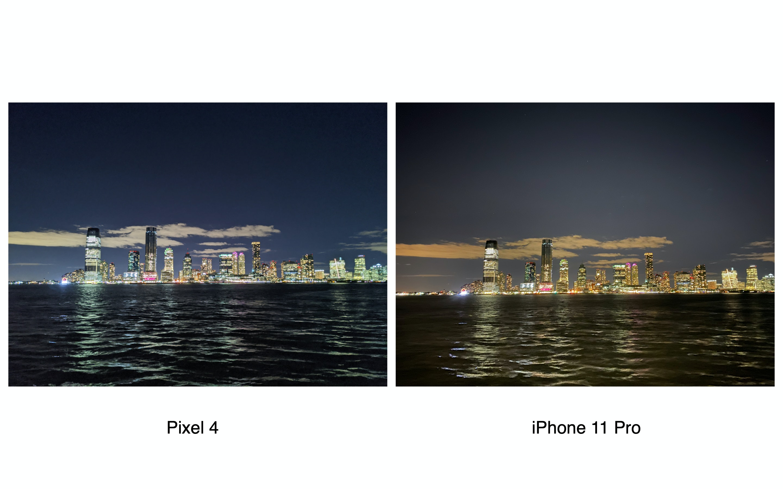 Google Pixel 4 review No iPhone 11 Pro killer