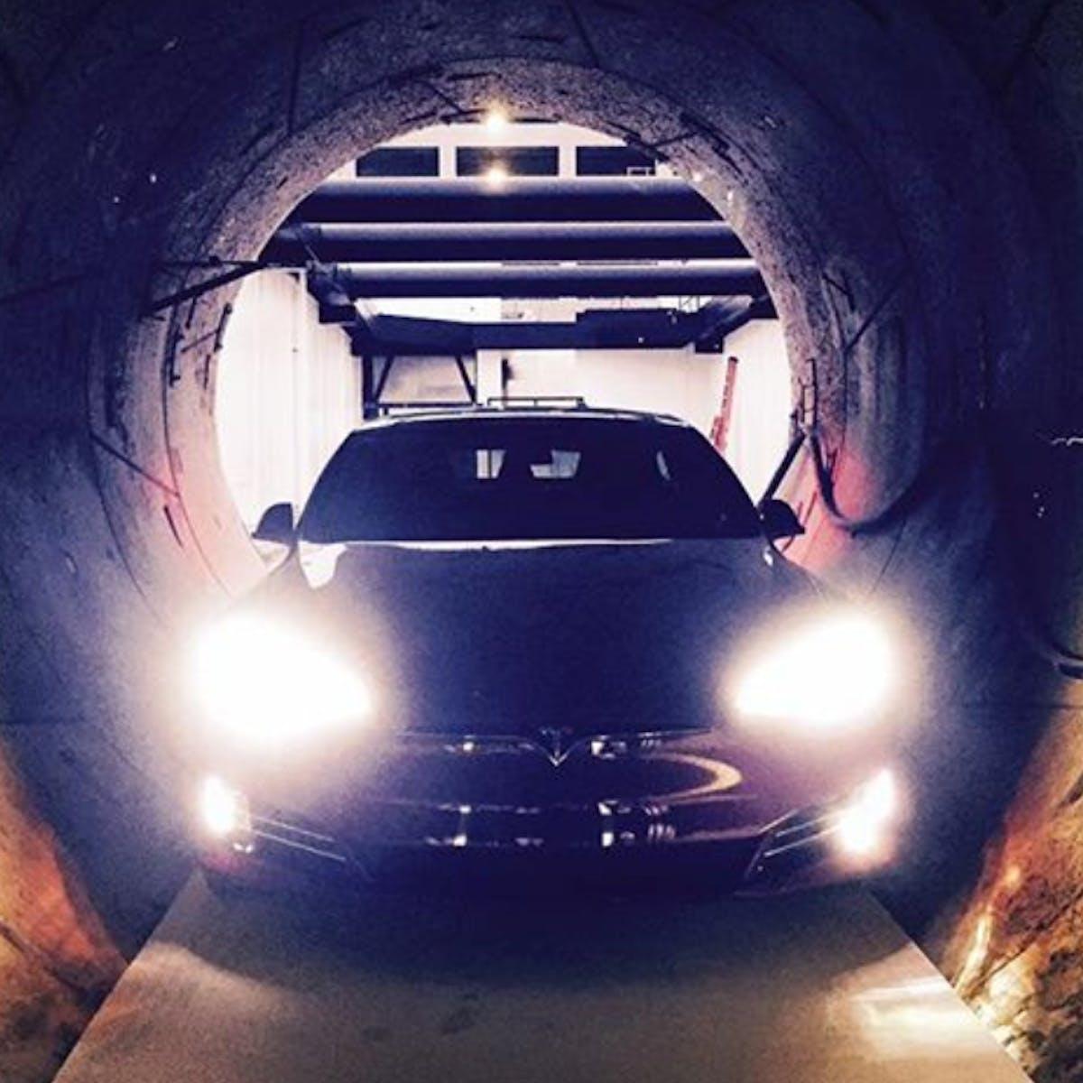 Investor: Tesla Cars Already Hold Secret of Boring Company's Success