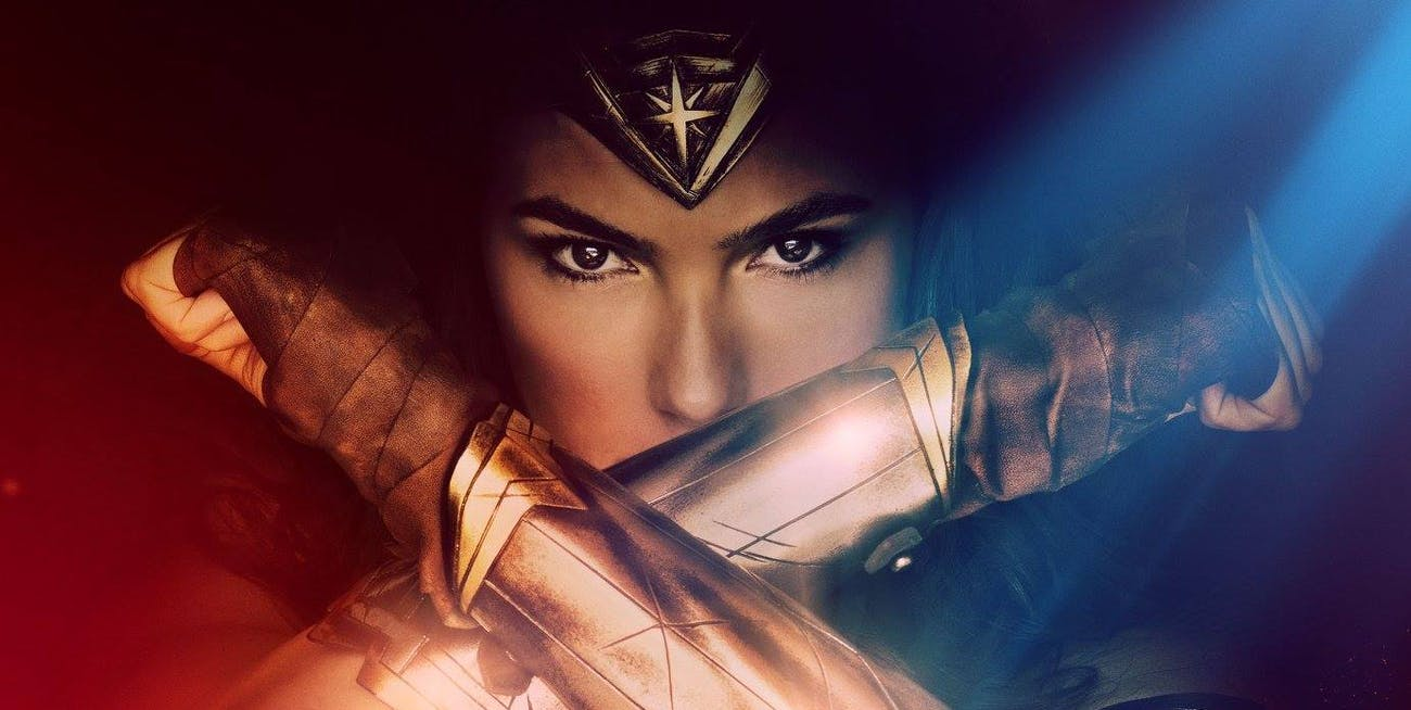 Gal Gadot in Patty Jensins's 'Wonder Woman'