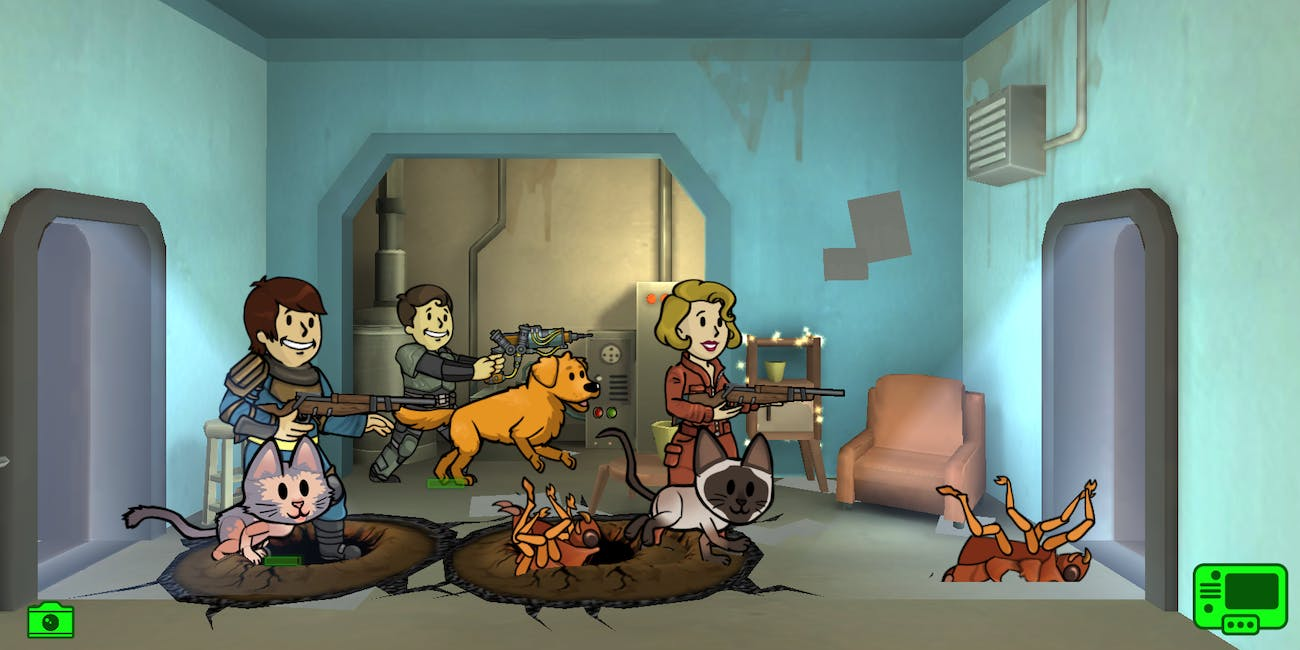 Fallout Shelter' Update 1 6 and PC Release Are Worth Trying Out