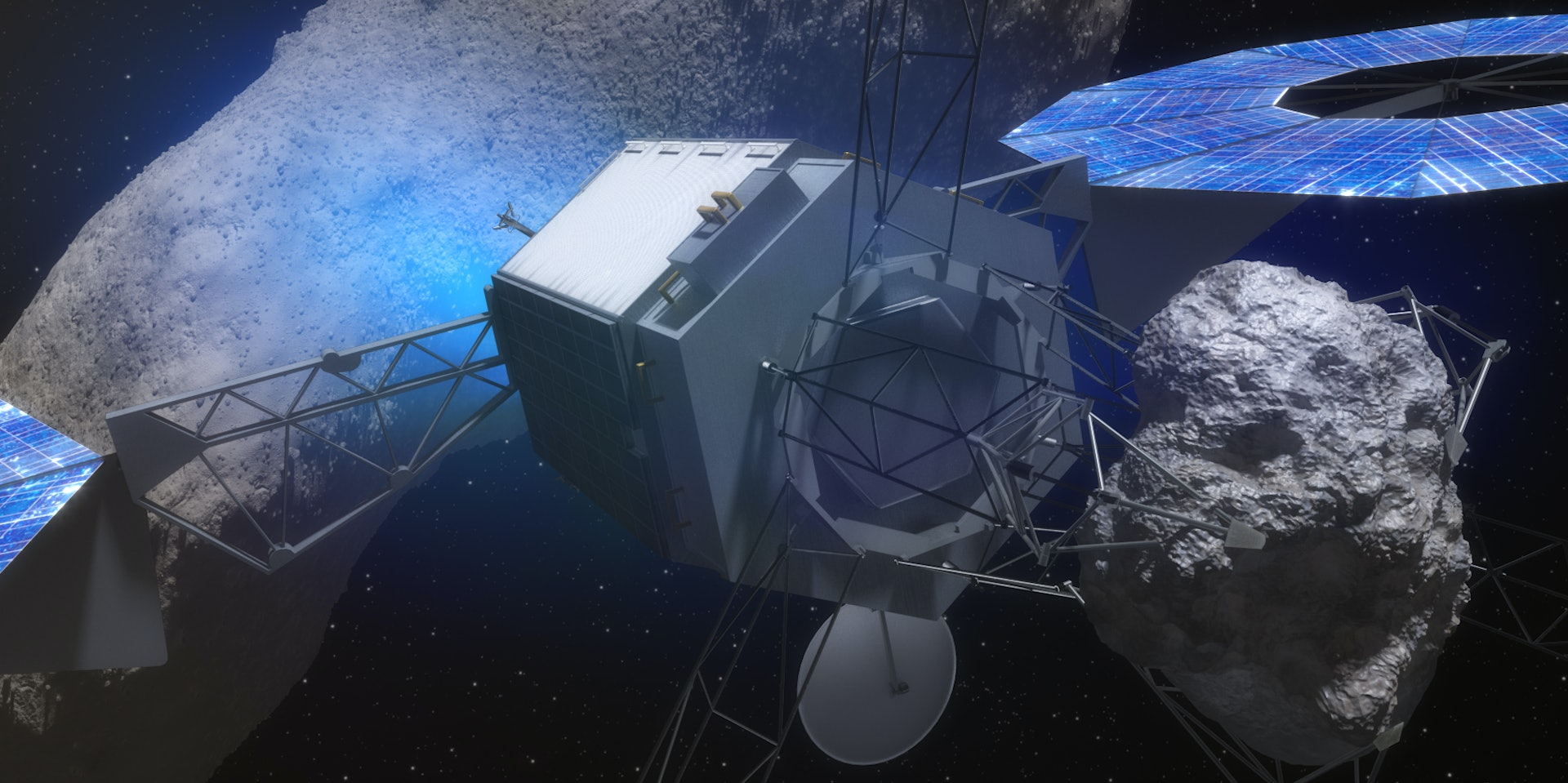 NASA asteroid redirect mission
