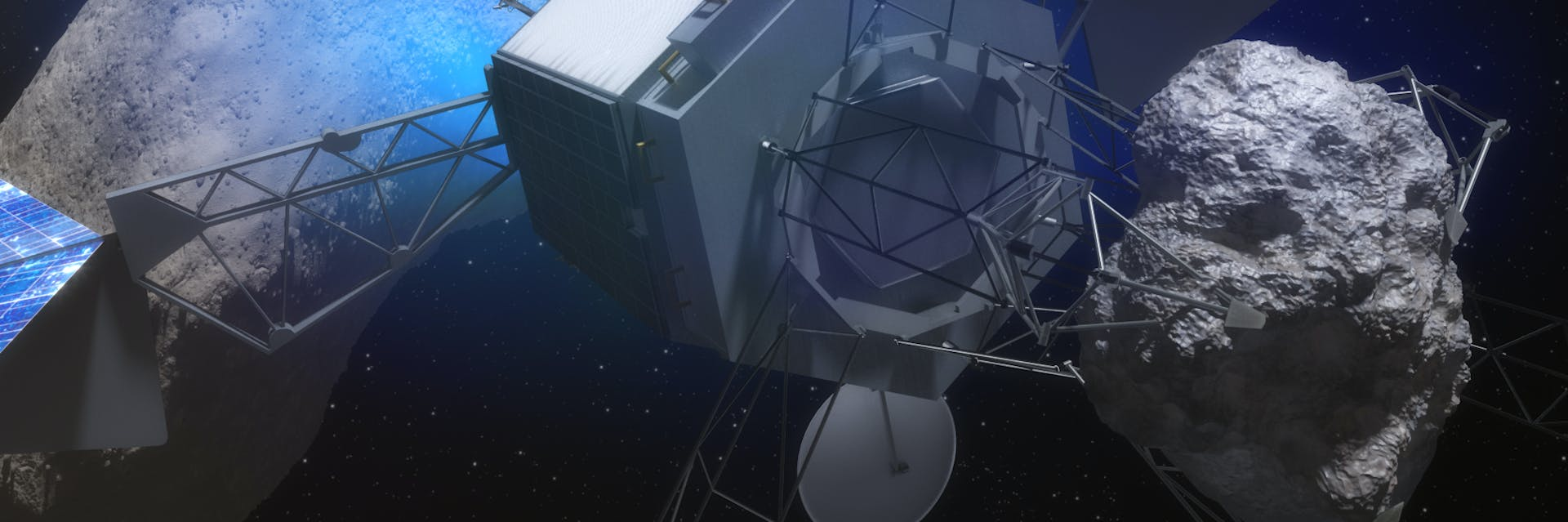 NASA asteroid redirect mission