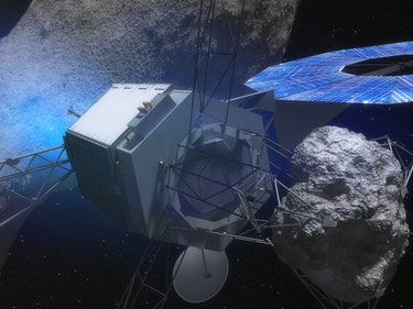 Congress to NASA: the Asteroid Redirect Mission Is Still Bonkers