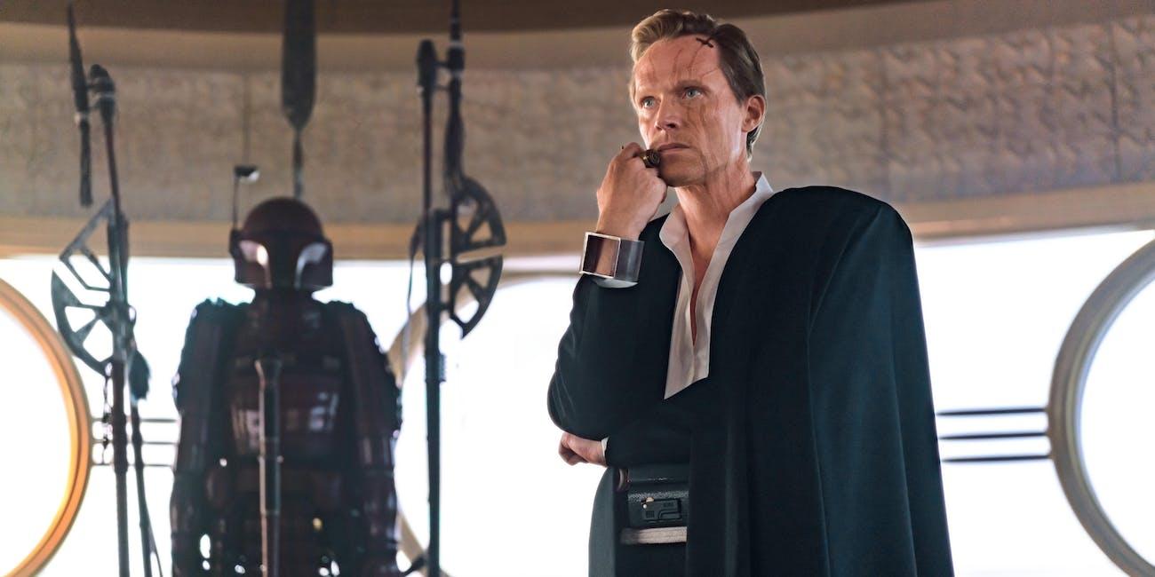 Star Wars Paul Bettany