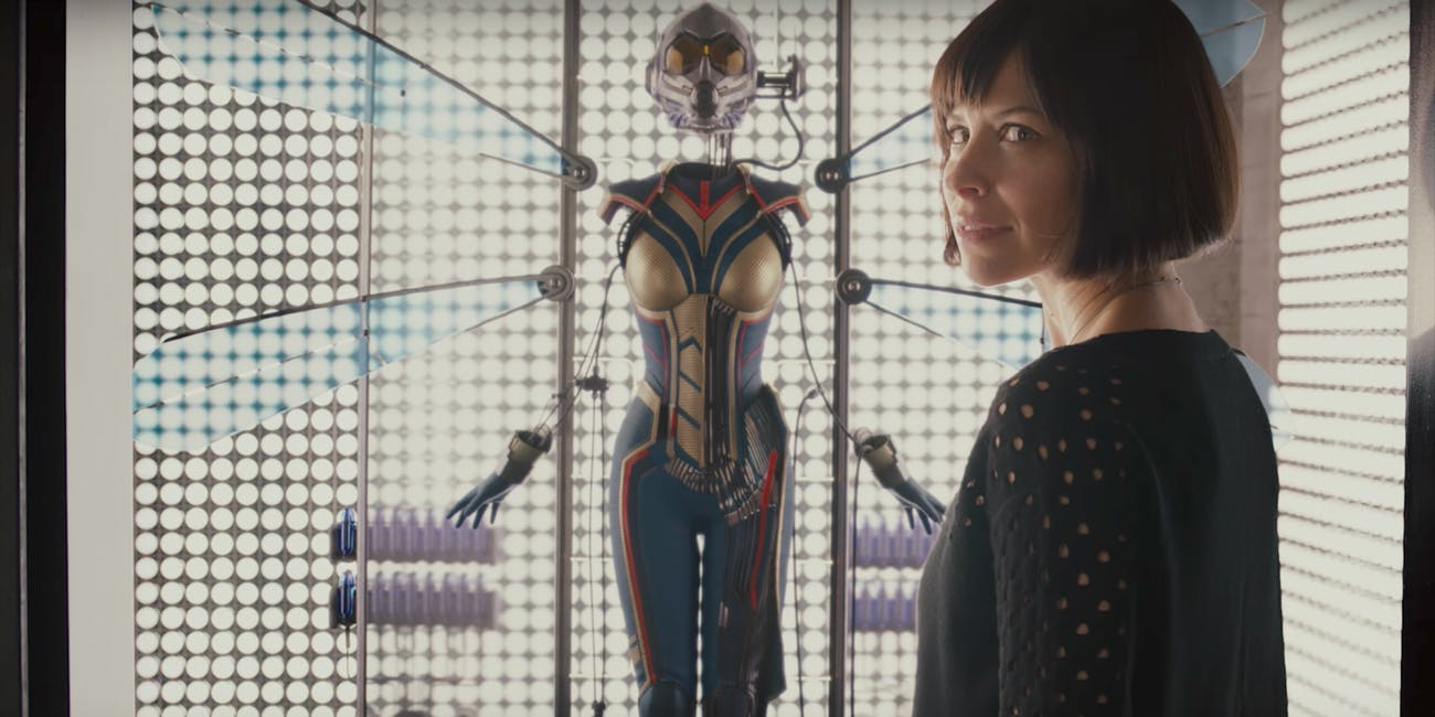 Ant-Man and the Wasp Evangeline Lily