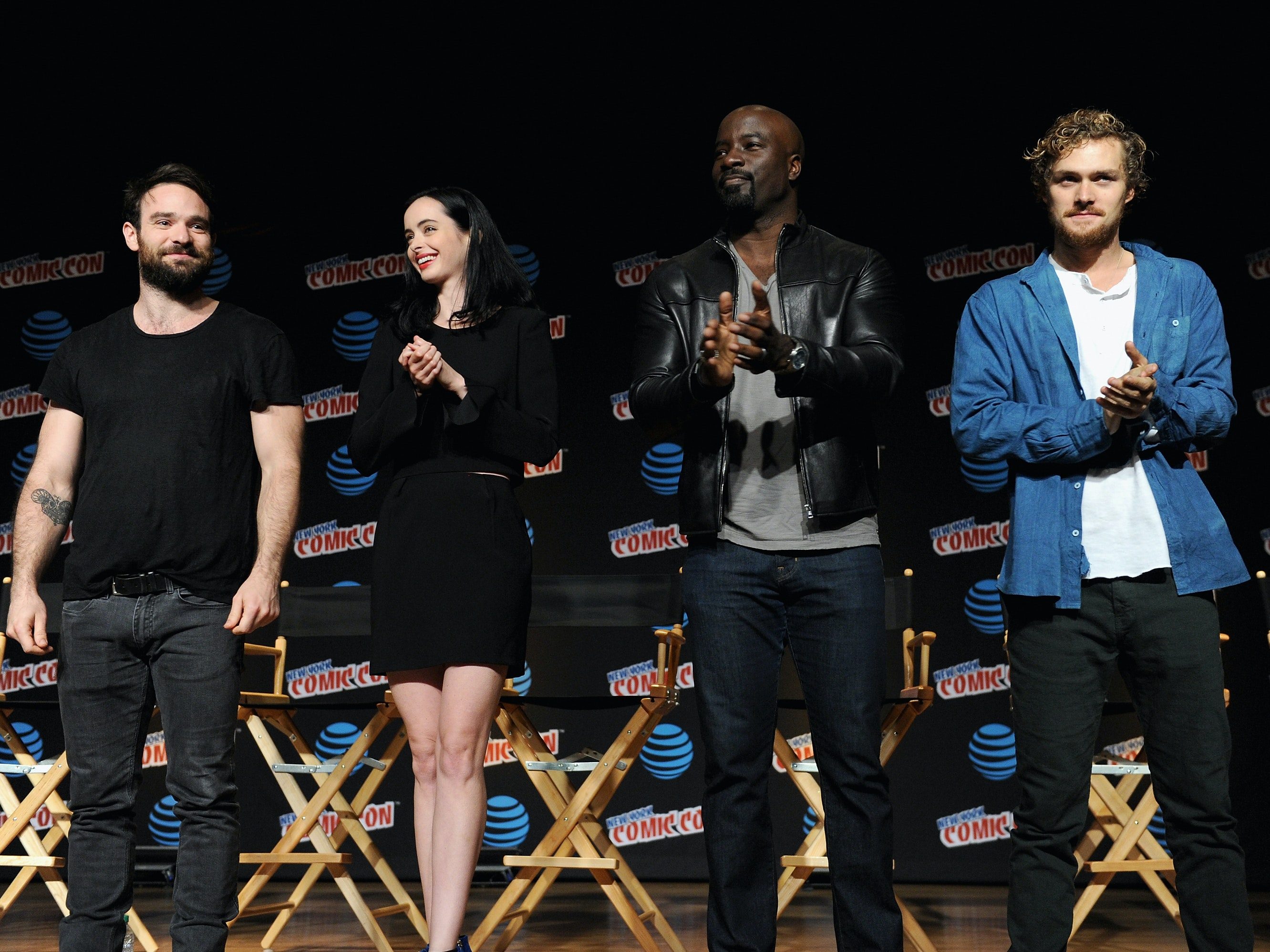 Marvel's 'The Defenders' Series Will Only Have 8 Episodes